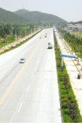 泉新路道路改造工程