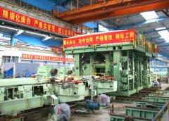 长钢H型钢生产线