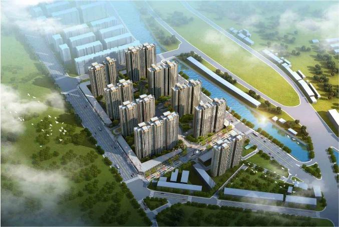 中阳县桥坡地棚户区6#楼